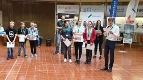 World-Robot-Olympiad Regionalentscheid der Wissenswerkstatt in Kooperation mit der FHWS