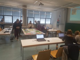 Schnuppertag für Mädchen an der FHWS in Schweinfurt