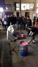 Nacht der Metalle beim Armin-Knab-Gymnasium in Kitzingen